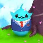 omi virtual pet simulator icon