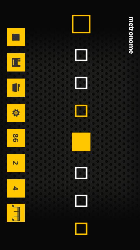 Metronome - visual indicator