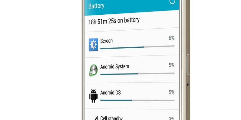 battery usage by apps