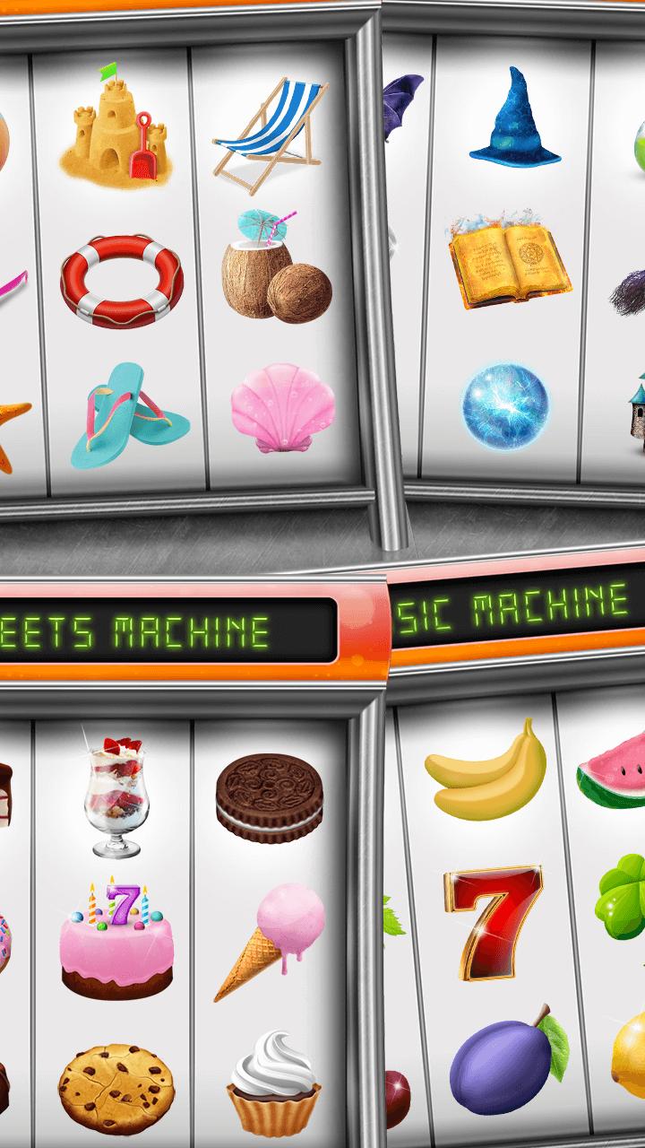 Various machines